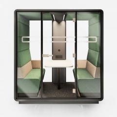 Akoestische-geluidsdichte-cabine-kantoren