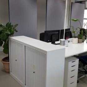 baffle kantoor