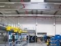 Basisverlichting loods fabrieksmagazijn