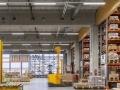 Basisverlichting loods magazijn