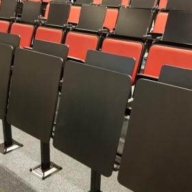 Auditorium stoelen