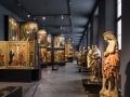 Decoratieve verlichting museum