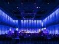 Decoratieve verlichting theater concertzaal