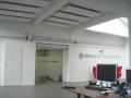 Akoestiekoplossing betonnen plafond