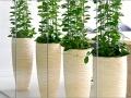 Polystone natuurlijke plantenbakken