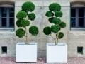 Pottery Pots Fiberstone plantenbakken