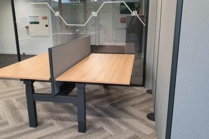 Palmberg elektrisch zit-sta bureau
