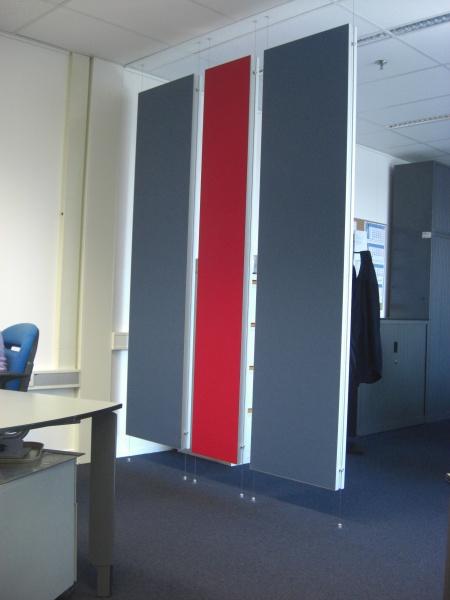 Akoestische panelen kantoor