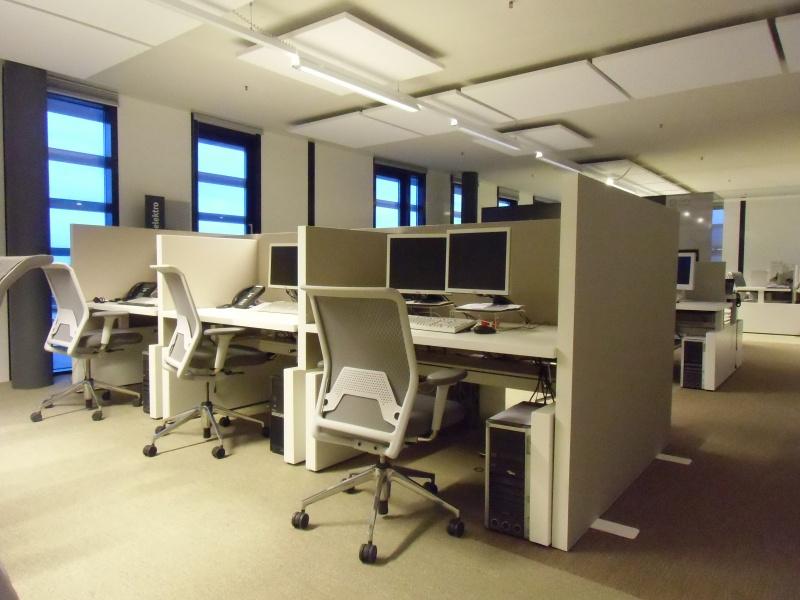 Geluidsdicht gordijn  Akoestiek verbeteren kantoor