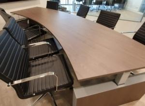 Luxe vergadertafel kantoor