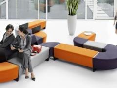 Modulaire zitbanken Magnes