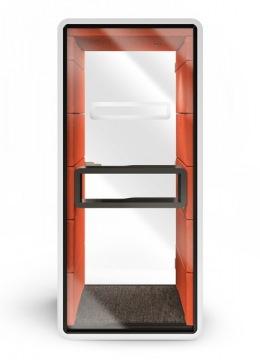 phone booth oranje