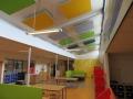 Geluidsverbetering klaslokaal