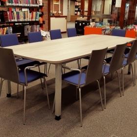 Vergadertafel scholen