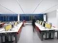 Verlichting werkplek in zaal