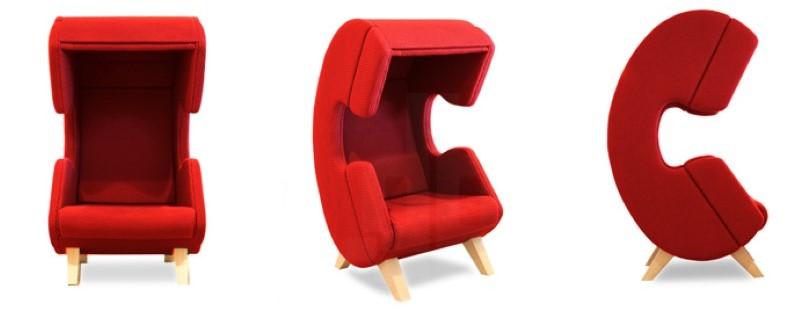 Telefoonstoel